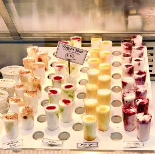 Yogurt Shots